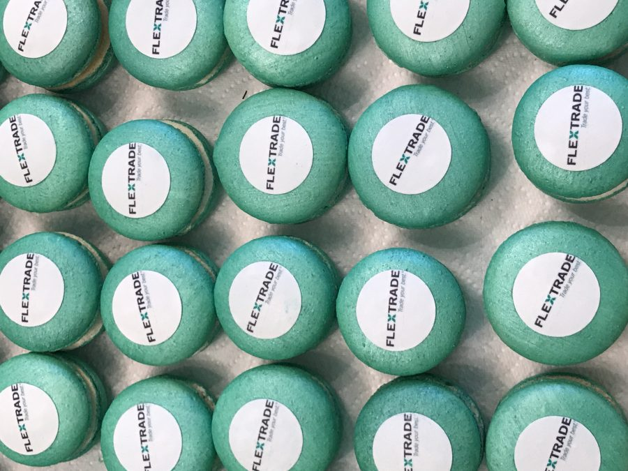 Coals to Newcastle – English Branded Macarons to Paris!