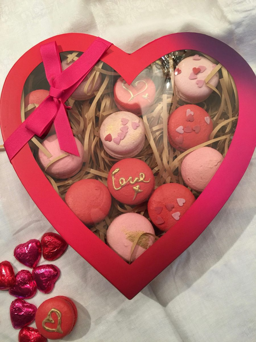 Valentine's Day – Delicious Romantic Macarons