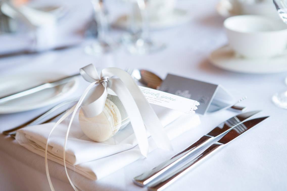 Macaron Wedding Favours - Double Box - Maison des Macarons